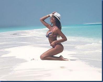 Antonella Roseti (Argentina) - Reethi Beach