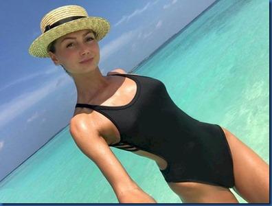 Maria (Russia) - Sun Siyam Irufushi