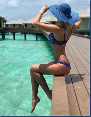 Miss Nikanova (Russia) - Dusit Thani