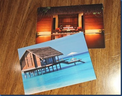 One and Only Reethi Rah postcards