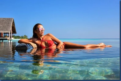 Anna Chibisova (Russia) - One & Only Reethi Rah