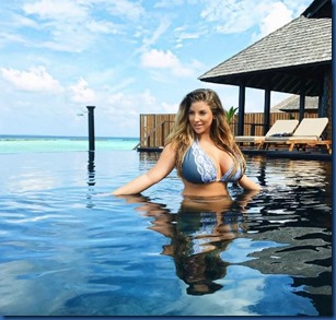 Ashley Alexiss (USA) - Sun Siyam Irufushi