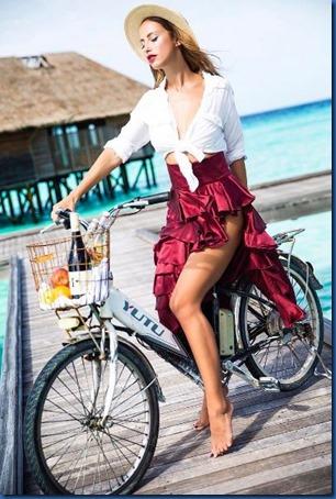 Milana Koroleva (Russia) – Cheval Blanc Randheli
