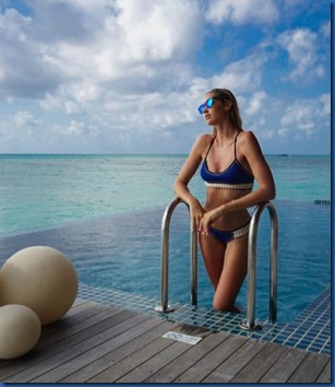 Nikki Phillips (New Zealand) – Club Med Finolhu Villas