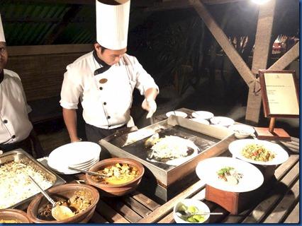 Makanudu - Maldives tepanyaki