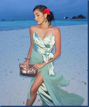 Amelia Thripura Henderson (Malaysia) - Club Med Kani