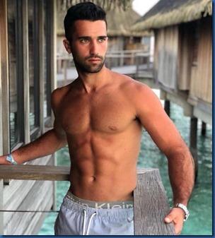 Daniel Kozahinof (Israel) – Club Med Kani