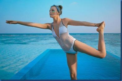 Ekaterina Dmitrieva (Russia) – LUX South Ari Atoll