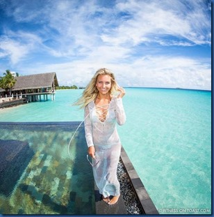 Faya Nillson (Sweden) – One & Only Reethi Rah