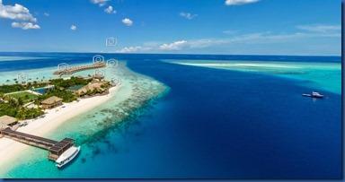 Hurawalhi - drone island