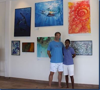 Kandima - artist in residence 1