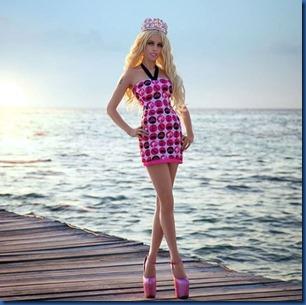 Karina Barbie (Russia)