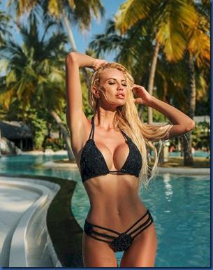 Kate Onyshchenko (Russia) - Sun Island