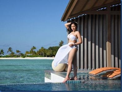 Naffie Wasinee (Thailand) - Club Med Finolhu Villas