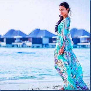 Scarlett De La Torre (Hong Kong) - LUX Maldives