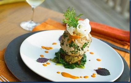 Soneva Fushi - Michellin meals