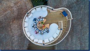 Soneva Fushi - roof deck 1