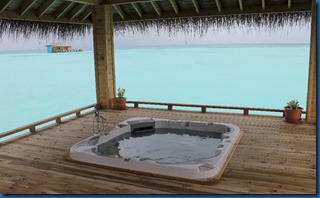 You & Me - spa overwater jacuzzi