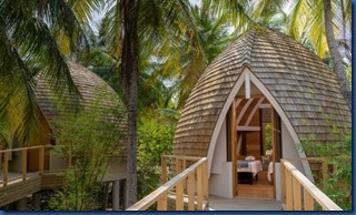 Faarufushi - coconut design spa