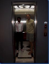 You & Me - underwater elevator