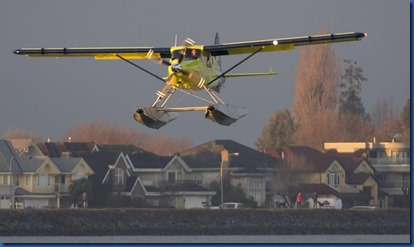 Havent Seen Yet - electric sea plane