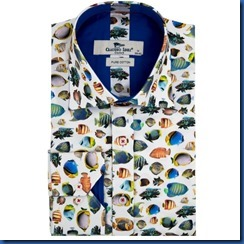 Havent Seen Yet - tropical fish shirt