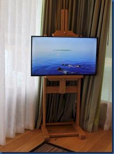 Faarufushi - TV easel