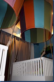 Joali - ballon crib