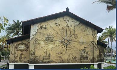 Crossroad - mural