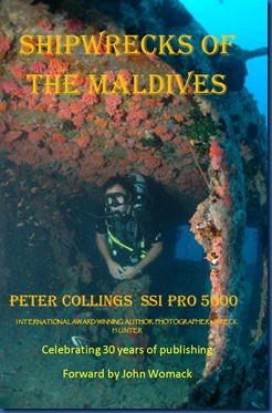 shipwrecks of the maldives