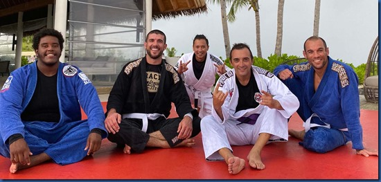 Hard Rock - brazilian jujitsu