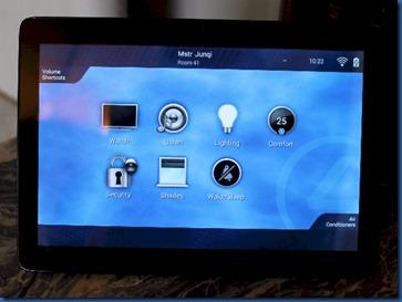 Joali - electronic controls