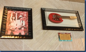 Hard Rock - memorabilia 5