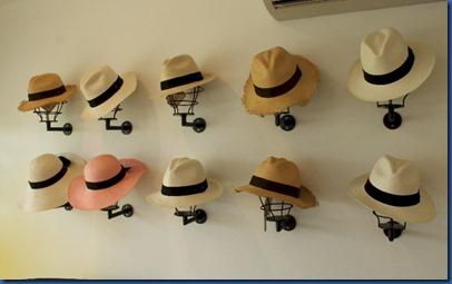 LUX North Male Atoll - panama hats