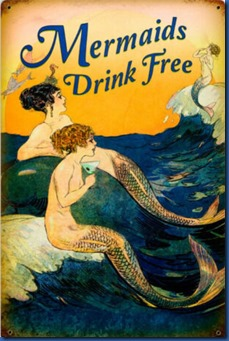 Havent Seen Yet - mermaids drink for free