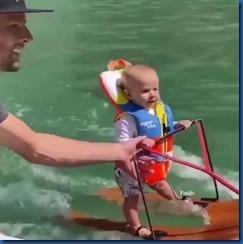 Havent Seen Yet - toddler water ski