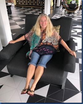 SAii Lagoon - large chair