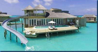 Perfect Maldives villa