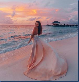 Anyuta Rai (Russia) – LUX South Ari Atoll