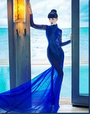 Jessica Minh Anh (France) - Soneva Jani