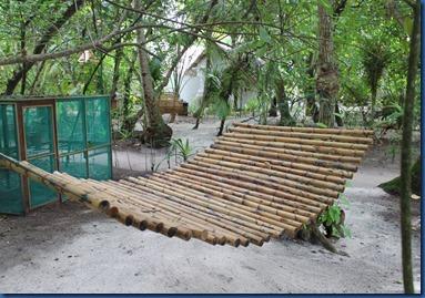 Makunudu - bamboo hammock
