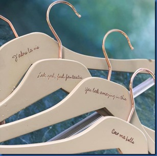 Joali - message hangers