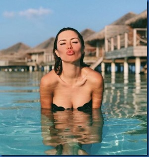 Victoria Bonya (Russia) - Cocoon