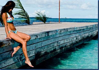 Anahi Gonzales (Peru) – LUX Maldives