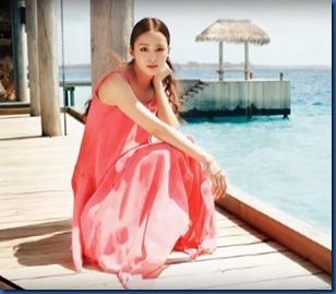 Kim Tae Hee (South Korea) – Sun Siyam Irufushi