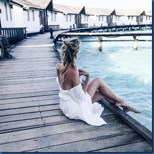 Leonie  Hanne (Germany) – Reethi Beach