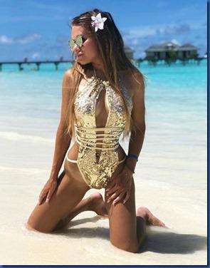 Miss Alinas (Russia) - Sun Island