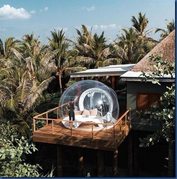 Amilla Fushi - bubble villa
