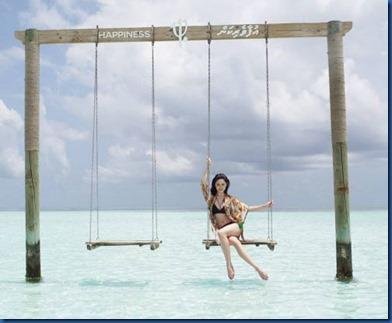 Davika (Thailand) - Club Med Finolhu Villas