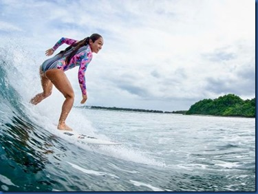 Monika Takaki (Brazil) - Chicken Surf Spot
